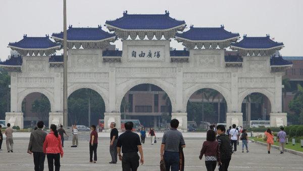 Мемориал Чан Кайши в Тайбэе. Архивное фото