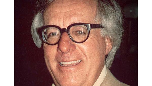 Рэй Брэдбери. Фото 1975 года