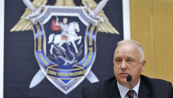 Глава Следственного комитета Российской Федерации Александр Бастрыкин. Архив