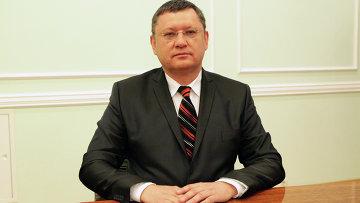 Заместитель министра внутренних дел РФ Игорь Зубов. Архивное фото