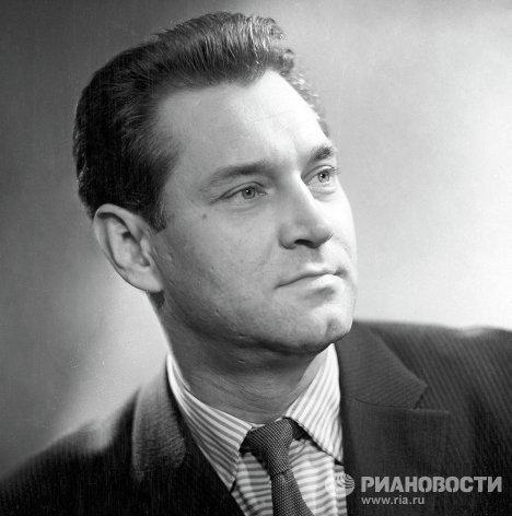 Народный артист РСФСР Владлен Давыдов
