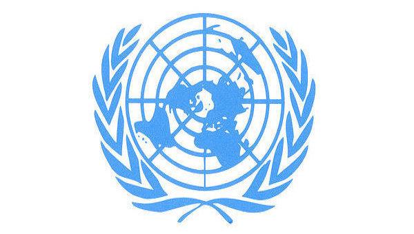ООН логотип