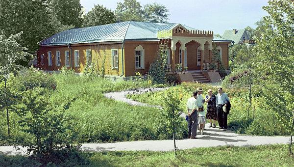 Музей-усадьба А.П.Чехова в Мелихове