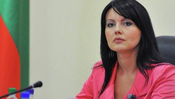 Министр иностранных дел Приднестровья Нина Штански, архивное фото