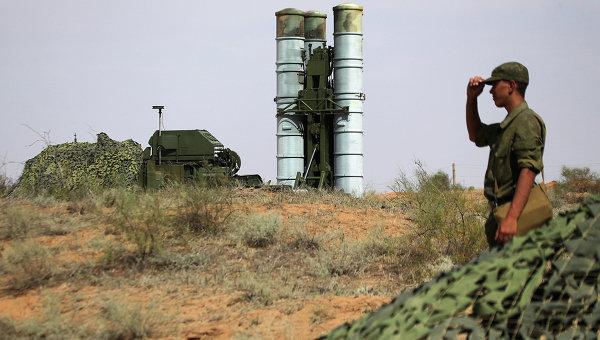 Тактические учения войск ВКО РФ с боевыми стрельбами