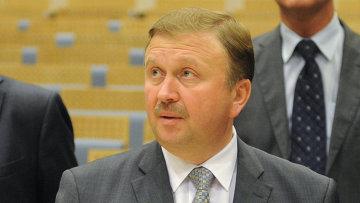 Посол Белоруссии в России Андрей Кобяков. Архив