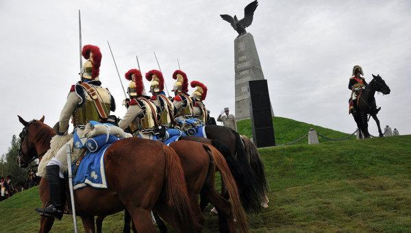 Военно-исторический праздник День Бородина. Архивное фото