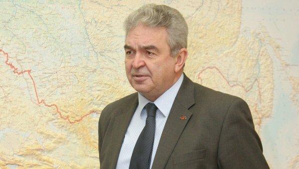 Генеральный директор Центра имени Хруничева Владимир Нестеров