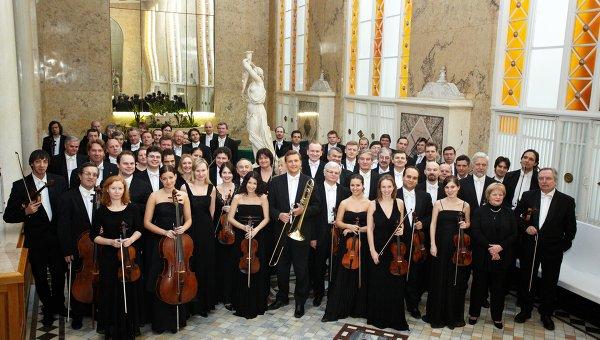 Российский национальный оркестр. Архивное фото