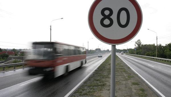 Поправки о лишении прав за двукратное превышение скорости внесены в ГД