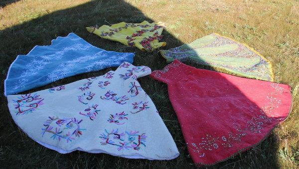 Коллекция одежды из войлока