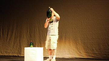Премьера проекта «Театральная перспектива» в Малом театре в Москве