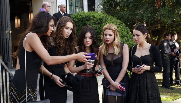 фото из сериала милые обманщицы