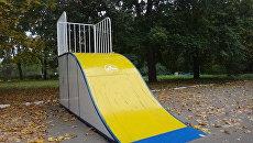 Новый скейт-парк открылся в Туле