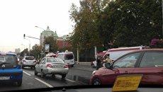 ДТП, Минская улица