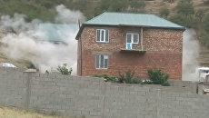 Перестрелка, в ходе которой были уничтожены двое боевиков в Дагестане