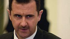 Башар Асад. Архив