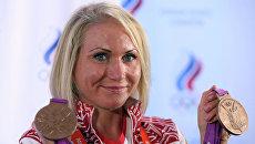 Российская спортсменка Ольга Забелинская