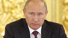 Путин на первом Госсовете назвал ответственных за трагедию на Кубани