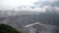Работы по восстановлению Саяно-Шушенской ГЭС. Архив