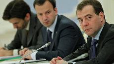 Совещание по развитию экономики в условиях вступления в ВТО