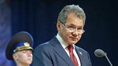 Инаугурация Сергея Шойгу на пост губернатора Московской области