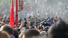 Шествие и акция на Болотной площади в Москве 6 мая