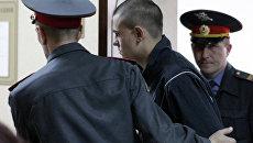 Суд по делу бывших сотрудников отдела полиции Дальний в Казани, архивное фото