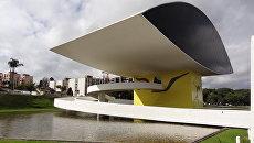 Космос, Фрида Кало и выставка дизайна: Музей Нимейера в Куритибе