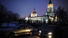 Арт-центр при московском храме святителя Николая на Трех горах