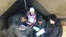 Избирательный участок в яранге, или Как голосуют кочевники-оленеводы