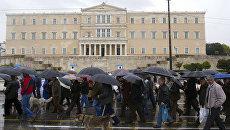 Ситуация в Греции. Архив
