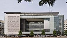 Музей новостей Newseum в Вашингтоне
