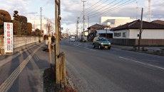 Город Минамисома, префектура Фукусима. Архивное фото