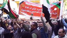 Разгневанные сирийцы атаковали посольство России в Ливии