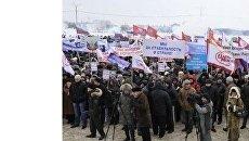 Брянск. Политический праздник Нам есть, что терять в поддержку Путина.