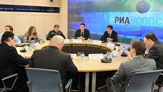 Заседание совета по установке камер на избирательных участках