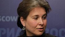 Генеральный секретарь Российского Союза ректоров Ольга Каширина, архивное фото