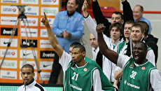 Баскетболисты УНИКСа. Архивное фото