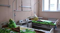 Палата в больнице. Архивное фото