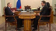 Путин доверил Суркову ГЛОНАСС и модернизацию социалки