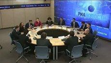Второе заседание Общественно-экспертного совета по обсуждению организации видеотрансляций с избирательных участков