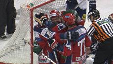 Лучшие моменты хоккейного матча Россия – Финляндия на Кубке Первого канала