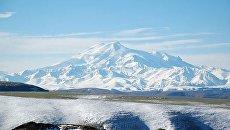 Гора Эльбрус, Россия. Архивное фото