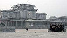 Зарубежные страны. Северная Корея