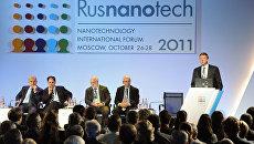 Форум Rusnanotech 2011
