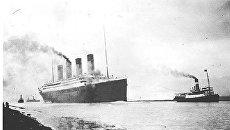 Ходовые испытания Титаника 2 апреля 1912 года