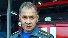 Глава МЧС рассказал, почему важно создать пожарные отряды добровольцев