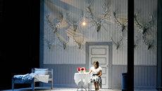 Премьера оперы Иоланта в Мариинском театре. Архивное фото
