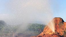 Источники и грязи в Абхазии